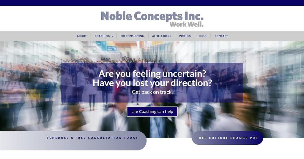 NJ Website developer