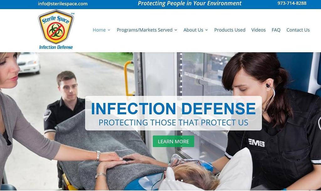 New Jersey Website design