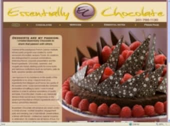 New Essentially Chocolate Website Launches