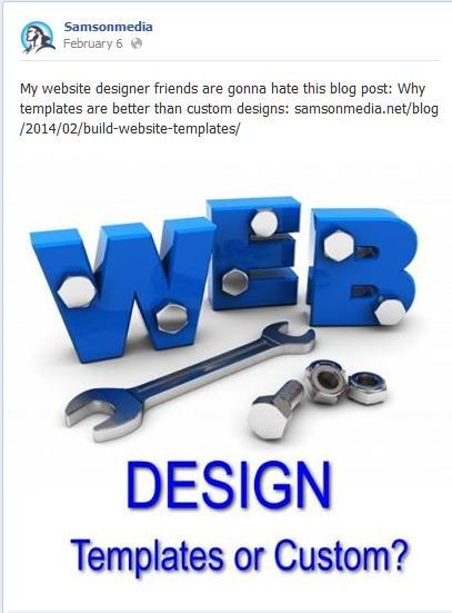 boosting your Facebook posts