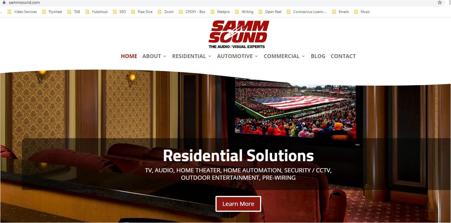 NJ Websites