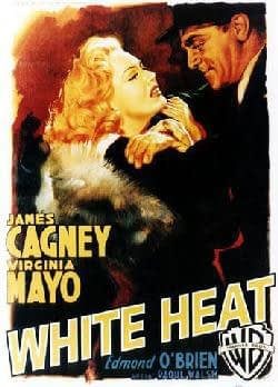 "James Cagney was ""On Top Of The World"" in the classic ganster flick, White Heat."