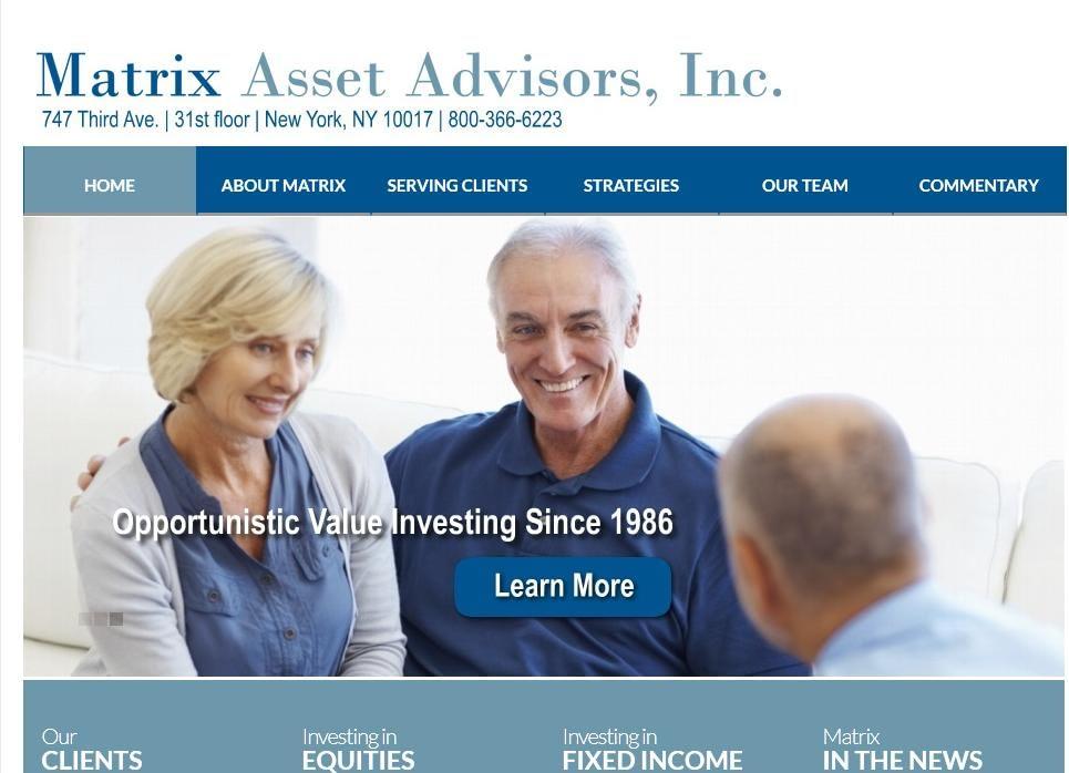 Matrix Asset Advisors