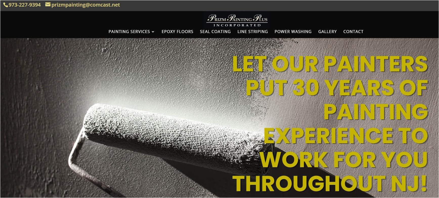 website design NJ